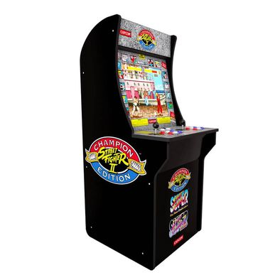 Arcade 1Up Street Fighter II Game