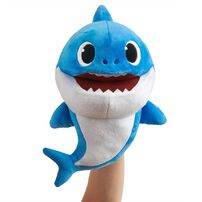 Pinkfong Sound Puppet With Tempo Daddy Shark