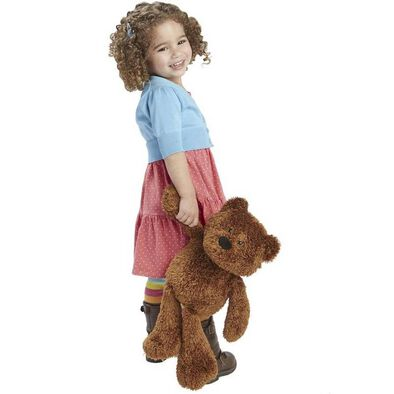 Animal Alley 12 Inch Tag-A-Long Bear - Assorted