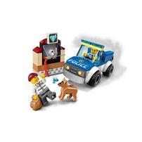 LEGO City Police Dog Unit 60241