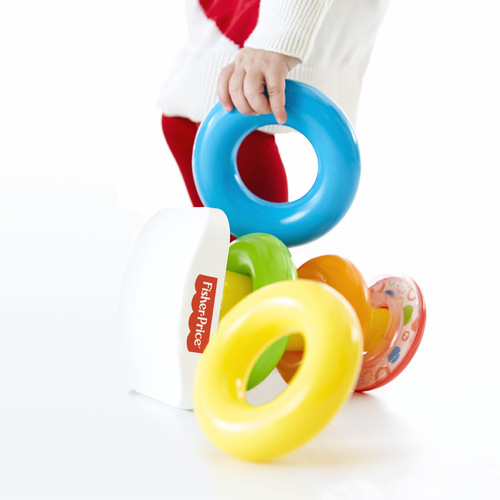 Fisher-Price -Rock-A-Stack