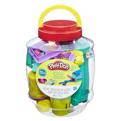 Play-Doh Big Barrel