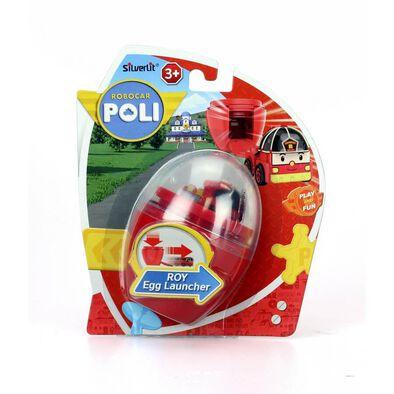 Silverlit Robocar Poli Roy Egg Launcher