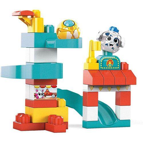 Mega Bloks First Builders Peek A Blocks Amusement Park