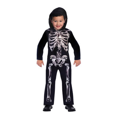 Amscan Halloween Spooky Skeleton Costume