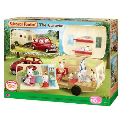 Sylvanian Families The Caravan