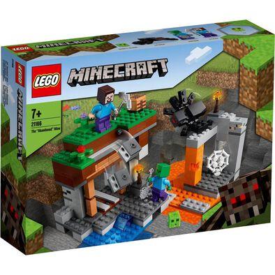 LEGO Minecraft The Abandoned Mine 21166