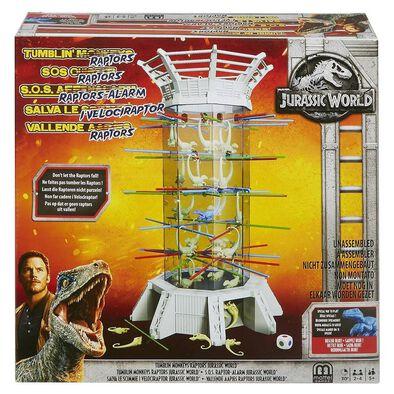 Jurassic World Tumblin' Raptors