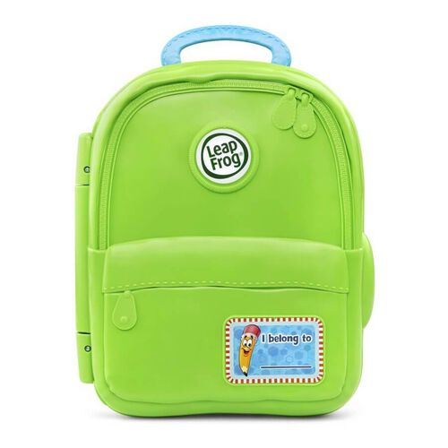 LeapFrog Go With Me Abc Backpack