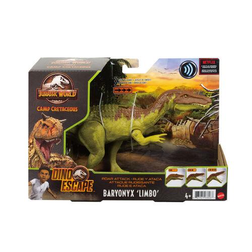 Jurassic World Roar Attack Pack - Assorted