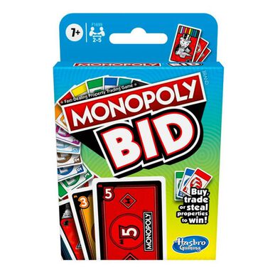 Monopoly: Bid Game