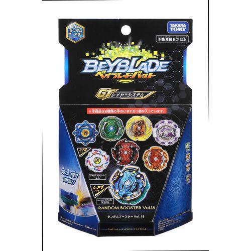 Beyblade Burst GT B-156 Random Booster Vol.18