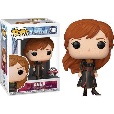 Pop! Disney Frozen 2 Anna Black Dress