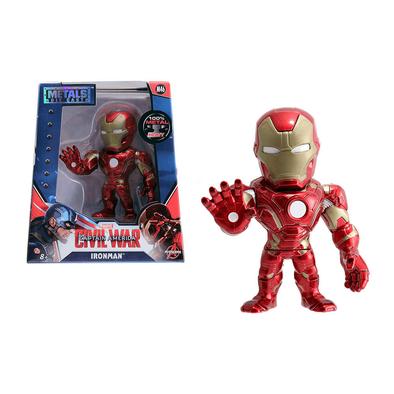 Jada Metalfigs 4 Inch Iron Man