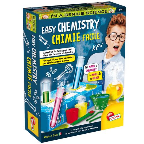 I'm A Genius Science Chemistry