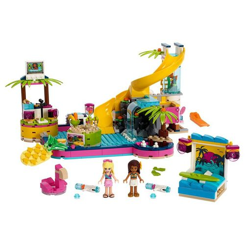 LEGO Friends Andrea's Pool Party 41374