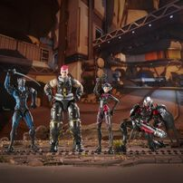 Overwatch Ultimates Carbon Fiber Set