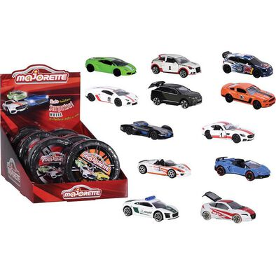 Majorette Collectable Wheel Display