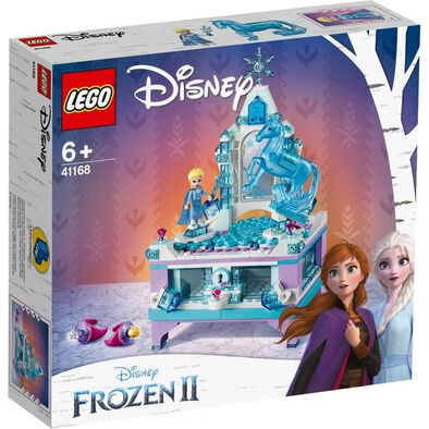 LEGO Disney Frozen 2 Elsa's Jewelry Box Creation 41168