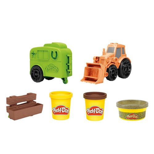 Play-Doh Wheels Tractor Farm Truck