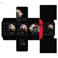 Star Wars The Black Series Luke Skywalker Battle Simulation Helmet