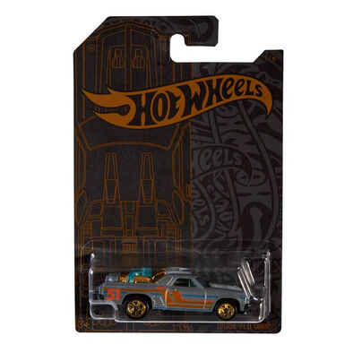 Hot Wheels Satin and Chrome - Assorted