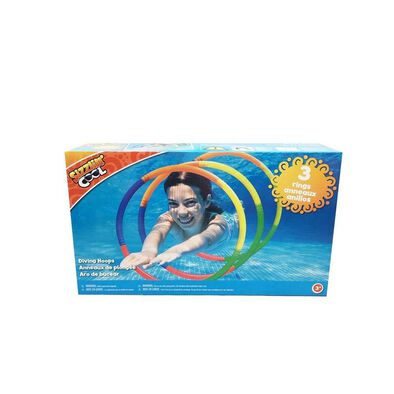 Sizzlin Cool Diving Hoops