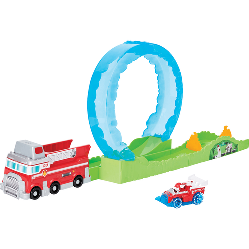 Paw Patrol Paw Ultimate Fire Rescue Set