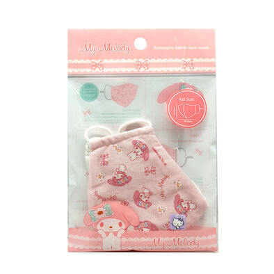 My Melody 3 Layer Antiseptic Fabric Mask