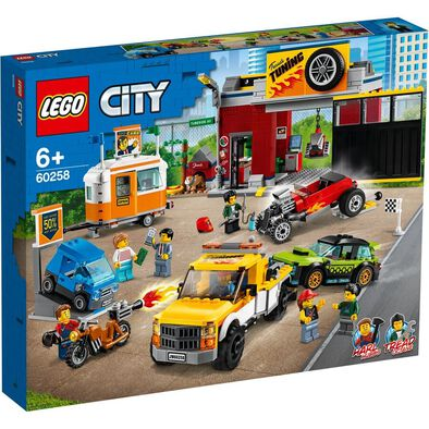 LEGO City Tuning Workshop 60258