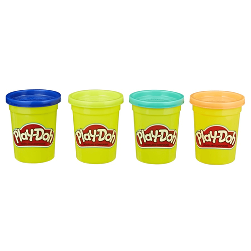 Play-Doh 4 Pack - Assorted