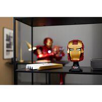 LEGO Marvel Avengers Movie 4 Iron Man Building Set 76165