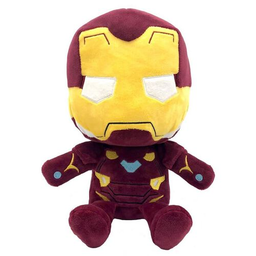 Marvel 10 Inch Iron Man Soft Toy