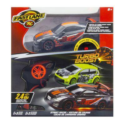 Fast Lane 1:24 Radio Control Diecast Car Nissan Gtr