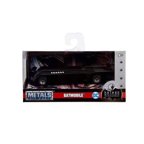 Metals Die Cast DC Comics Batman 1:32 Batmobile