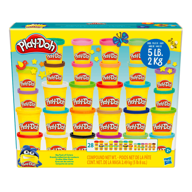 Play-Doh Big Pack Of Colors