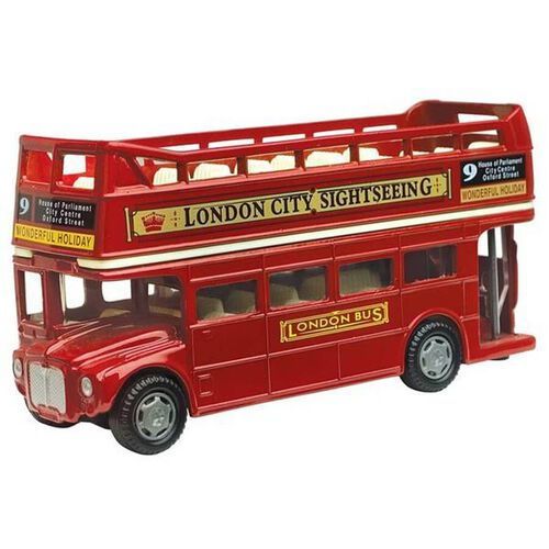 Fast Lane 5-Inch London Bus