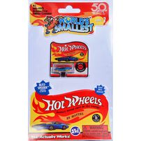 World's Smallest Hot Wheels Series 3 - Assorted