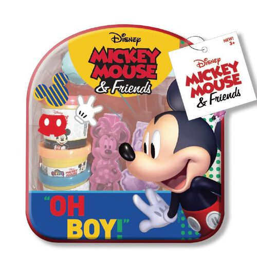 Cra-Z-Art Disney Mickey Mouse and Friends On The Go Backpack - Assorted