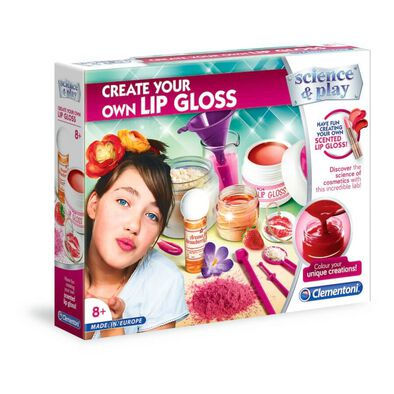 Clementoni Create Your Own Lip Gloss