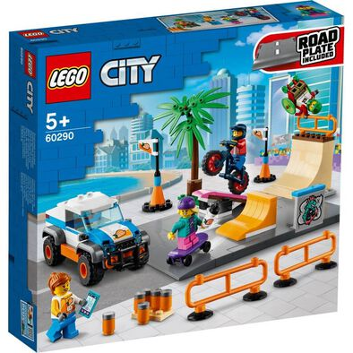 Lego City Community Skate Park 60290