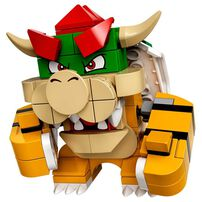 LEGO Super Mario Bowser's Castle Boss Battle Expansion Set 71369