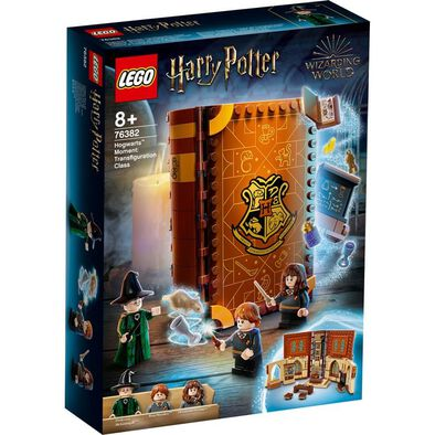 Lego Harry Potter Hogwarts Moment: Transfiguration Class 76382