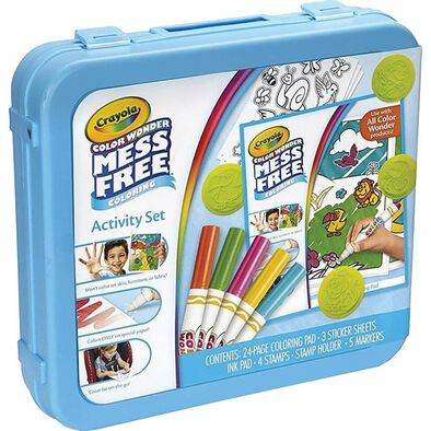 Crayola Color Wonder Art Kit
