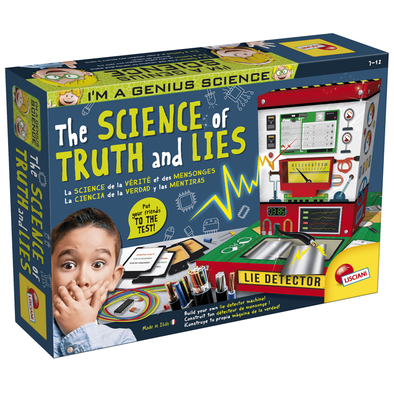 I'm A Genius Science Truth And Lies