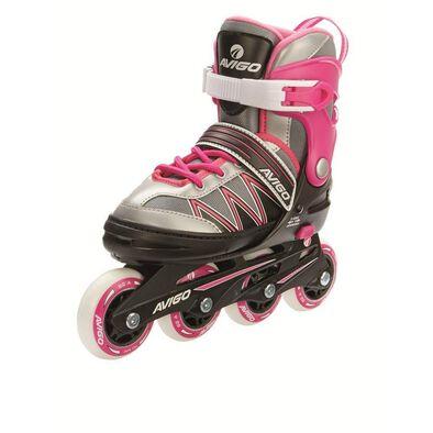 Avigo AO Inline Skates, Pink (M)