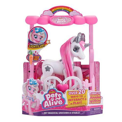 Zuru Pets Alive Unicorn Playset - Assorted