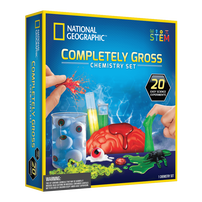 National Geographic Completely Gross Chemistry Set