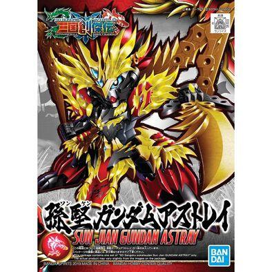 Gundam Universe Sangokuden Sun Jian Gundam Astray Gold