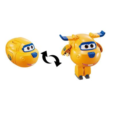 Super Wings Transforming Egg-Bot Donnie